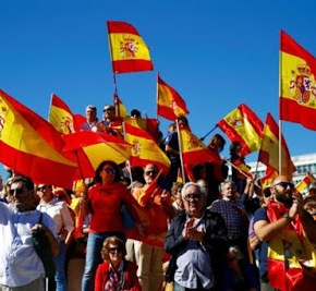 Aν Χάσουν οι Καταλανοί Εχουμε ΌλοιΧάσει