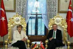 """Η Τουρκία """"θυμίζει"""" ξανά στην Γερμανία ότι έχει 3 εκατομμύρια πρόσφυγες να τηςστείλει!"""
