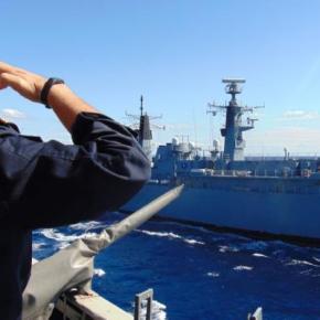 Συνεκπαίδευση του Πολεμικού Ναυτικού με Συμμαχικές Μονάδες –ΦΩΤΟ