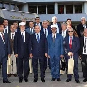 Η ηγεσία των «Τούρκων Δυτικής Θράκης» στην Άγκυρα για …«διαβουλεύσεις» με τον Τούρκοπρωθυπουργό