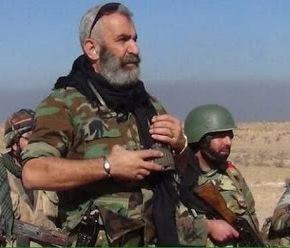 Θρήνος στον Συριακό στρατό:Ο ήρωας Δρούζος στρατηγός Ισάμ Ζαχρεντίν σκοτώθηκε απο νάρκη!