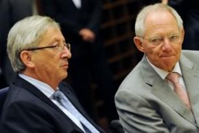Γιούνκερ: Έλληνες παρεξηγήσατε τονΣόιμπλε