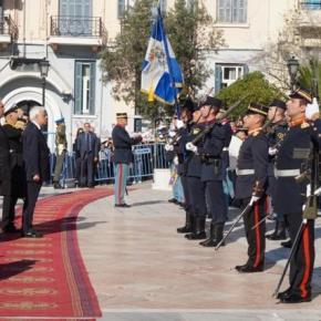 28η Οκτωβρίου 2017: Η πολιτική και στρατιωτική ηγεσία του ΥΠΕΘΑ στη Θεσσαλονίκη –ΦΩΤΟ