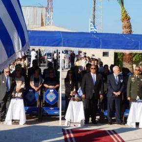 Αίγυπτος: O ΥΕΘΑ Πάνος Καμμένος στις εκδηλώσεις για την 75η επέτειο των Μαχών στο ΕλΑλαμέιν