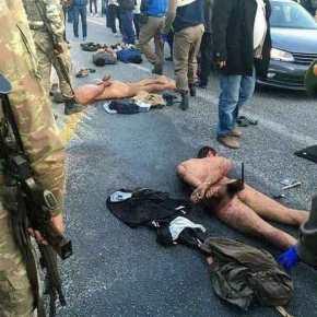 Εν ψυχρώ εκτελέσεις Κούρδων απόΤούρκους;