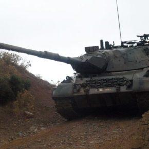 Άρμα μάχης Leopard 1A5