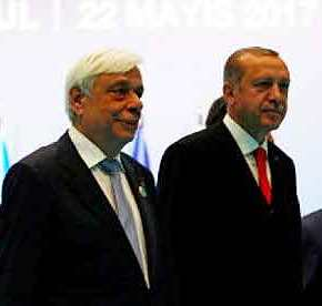 ΙΓΝΑΤΙΟΥ: «ΜΑ ΕΙΣΤΕ ΣΟΒΑΡΟΙ ΣΤΗΝ ΑΘΗΝΑ»; «Η πρόσκληση στον Ερντογάν θα δημιουργήσει μύρια προβλήματα σε Ελλάδα καιΚύπρο»