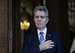 Αμερικανός Πρέσβης: Σημαντικός σύμμαχος η Ελλάδα – Κορυφαία προτεραιότητα η ανάκαμψη τηςοικονομίας