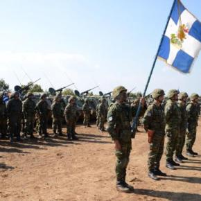 ΠΑΡΜΕΝΙΩΝ: Σήμα ευαρέσκειας του ΑΓΕΕΘΑ προς το προσωπικό των ΕνόπλωνΔυνάμεων