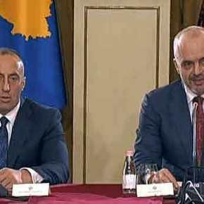 Το φιτίλι άναψε, αντίστροφη μέτρηση πλέον- Κοινή Κυβέρνηση Αλβανίας-Κοσόβου