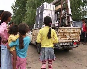 Μετακινούμενοι Τσιγγάνοι από τη Ρουμανία έφεραν την ιλαρά στηνΕλλάδα!