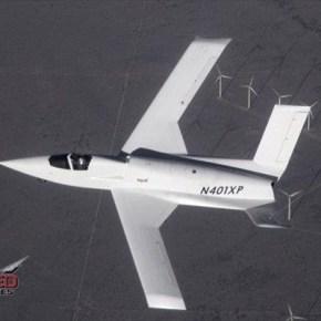 Παρθενική πτήση για το «αινιγματικό» αεροσκάφοςModel 401της ScaledComposites
