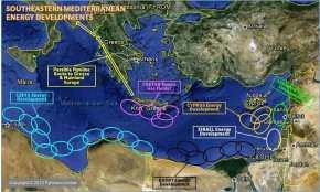 EKTAKTO-Η Κύπρος ανακηρύσσει ΑΟΖ στα Κατεχόμενα και ενεργοποιείεξελίξεις
