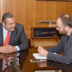 «Ο Τσίπρας είναι ο πρώτος πρωθυπουργός που ακούει, είναι πραγματικόςηγέτης»