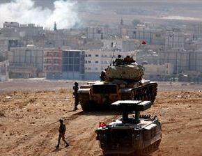 Τουρκικές δυνάμεις εισέβαλαν στηνΙντλίμπ