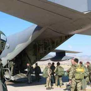Αμερικανοί εκπαιδεύουν εντατικά την ΠΑ σε αποστολές μακράς εμβέλειας και στο δόγμα της κατακόρυφης υπερκεράσεως του εχθρού – Που θαχτυπήσουμε;