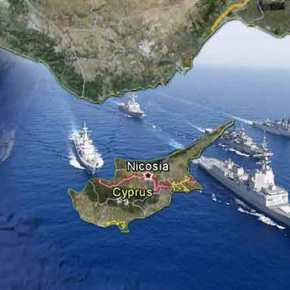 O τουρκικός Στόλος περικυκλώνει τη Κύπρο: Σκάνε τουρκικοί πύραυλοι αύριο 15 χλμ από τις Κυπριακέςακτές
