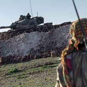 Ο κύβος ερρίφθη: Στρατιωτικές δυνάμεις από Τουρκία και Ιράν εισβάλουν στο Ιράκ με στόχο τουςΚούρδους
