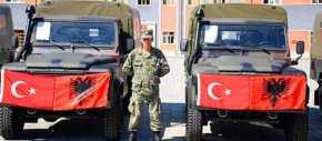 Τεράστια φορτία όπλων στέλνει η Τουρκία στην Αλβανία – Γιατίάραγε;