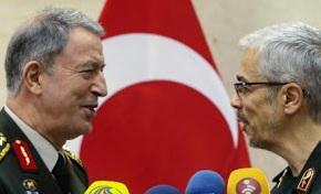 «Βόμβα»: Τουρκία και Ιράν συνήψαν στρατιωτική συμμαχία «στην πλάτη» ΗΠΑ καιΙσραήλ!