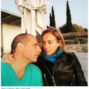 Νέα αποκάλυψη Βαρουφάκη: Η γυναίκα μου βιντεοσκοπούσε τις τηλεφωνικές μουεπαφές