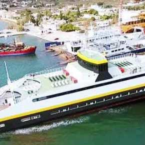 ΤΕΛΕΙΟ – ΝΑ ΚΑΙ ΚΑΤΙ ΕΥΧΑΡΙΣΤΟ – Το οχηματαγωγό που φτιάχτηκε από Ελληνικό ναυπηγείο στη Σαλαμίνα! (ΦΩΤΟ&ΒΙΝΤΕΟ)