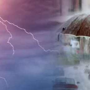 Έρχεται φθινοπωρινό Σαββατοκύριακο: Πτώση της θερμοκρασίας χαλάζι και βροχές!(φωτό)