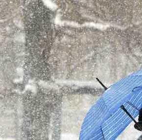 Έρχεται πολύ μεγάλη κακοκαιρία με χιόνια κρύο και χαλάζι – Πότε και που θακτυπήσει