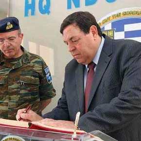 Με «νόημα» το Ηχηρό το μήνυμα του Στρατηγού Φράγκου για την Ημέρα τωνΕ.Δ!