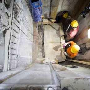 Νέες αποκαλύψεις για τον τάφο του Ιησού(Βίντεο)