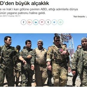 «Από τις Ηνωμένες Πολιτείες μεγάλη προστυχιά»- τουρκικόδημοσίευμα