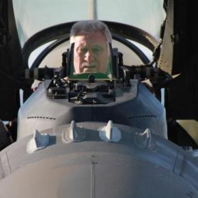 Α/ΓΕΑ: Πτήση με τους νέους φρουρούς του Αιγαίου –ΦΩΤΟ