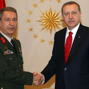 Οι ΗΠΑ βάζουν στη «black list» μετά τον Ερντογάν και τον Τούρκο Α/ΓΕΕΘΑ στρατηγό Χ.Ακάρ – Τον εμφανίζουν βασανισμένο και…τελειωμένο
