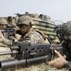 Αμερικανικό Πεντάγωνο: «Θα μπούμε στη Βόρεια Κορέα με χερσαία εισβολή – Είναι η μόνηλύση»!