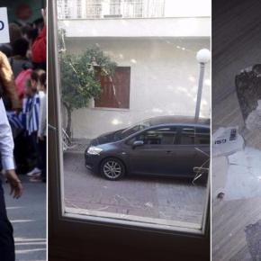 Επίθεση στο σπίτι του 11χρονου Αφγανού που είχε παρελάσει στηΔάφνη