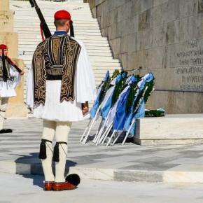 Hμέρα Εθνικής Αντίστασης: Ο Βίτσας απέτισε φόρο τιμής στους ήρωες που πολέμησαν για τοΈθνος