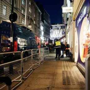 Eκκενώθηκε ο σταθμός Oxford Circus στο Λονδίνο – πληροφορίες γιαπυροβολισμούς