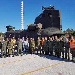 Ελικόπτερα Chinook: Στα Μέγαρα τα νέα αποκτήματα της ΑεροπορίαςΣτρατού