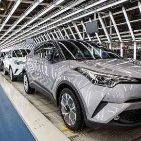 Η αυτοκινητοβιομηχανία της Τουρκίας σε 8αριθμούς