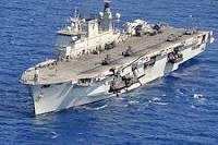 Η Τουρκία επίσημα ενδιαφέρεται για το αγγλικό ελικοπτεροφόρο «HMSOcean»!