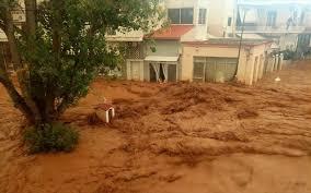 Aσκήτρια Λαμπρινή: « Θα δεις μεγάλα κύματα ίσα με ένα διώροφο σπίτι να καταστρέφουν πόλεις και χωριά» Μόλις ταείδαμε;