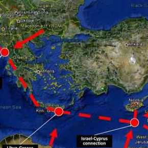 Ραγδαίες εξελίξεις: Επισπεύδεται η κατασκευή του East Med – «Νεό Ζορ νότια της Κρήτης» δείχνουν οιέρευνες