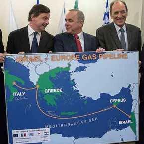 Το Ισραήλ «σβήνει» την Τουρκία από τον χάρτη των χωρών-ενεργειακών κόμβων