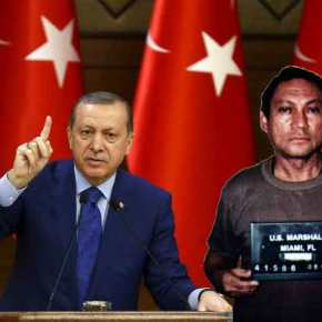 Ο Ερντογάν θα έχει την τύχη τουΝοριέγκα;