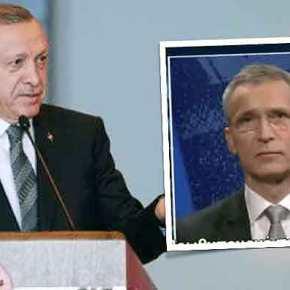 Ο Ερντογάν απέρριψε τη συγγνώμη τουΝΑΤΟ
