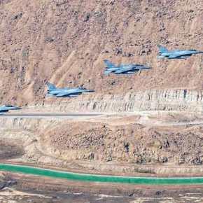 «Σε 48 ώρες τελειώνουν την Τουρκία» – Υποκλίθηκε το Ισραήλ: Παρέδωσε στα Γεράκια της ΠΑ την Αρχηγία των Σχηματισμών (εικόνες,βίντεο)