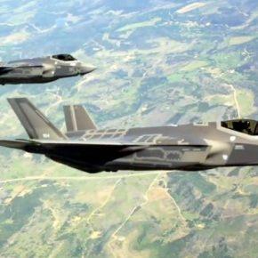 """NATIONAL INTEREST: Τα… διαφορετικά F-35I Adir και το """"βάπτισμα τουπυρός"""""""