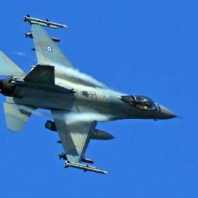 Βίτσας: Στόχος μας είναι να αναβαθμίσουμε τα 123 από τα 154F-16