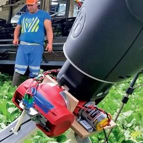 Ρομπότ αντί μεταναστών στον αγροτικό κλάδο τωνΗΠΑ