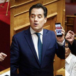 Απίστευτοι ψεύτες – Ο υπουργός Δικαιοσύνης λέει ψέματα και παραπληροφορεί ενσυνειδήτως τον ελληνικό λαό χωρίς να έχει κανέναπρόβλημα
